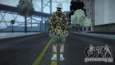 Beach Bum Hmyri для GTA San Andreas третий скриншот