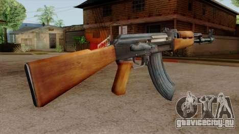 Original HD AK-47 для GTA San Andreas третий скриншот