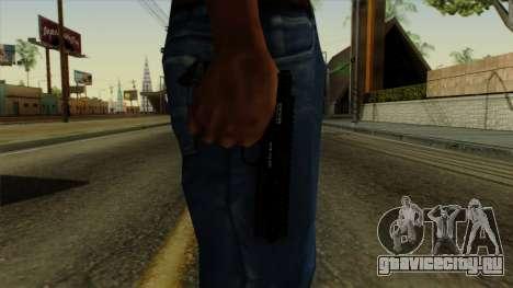 AP Pistol для GTA San Andreas третий скриншот