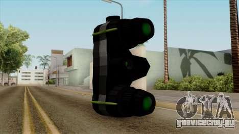 Original HD Thermal Goggles для GTA San Andreas