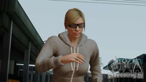 GTA 5 Online Female02 для GTA San Andreas