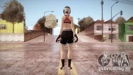 Mila Box для GTA San Andreas третий скриншот