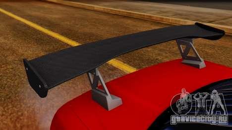 Nissan Skyline R34 Drift Monkey для GTA San Andreas вид изнутри