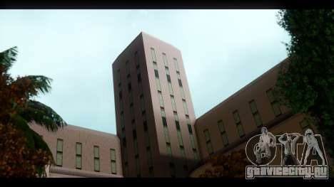 Больница и скейт-парк для GTA San Andreas пятый скриншот