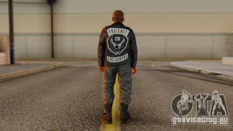 [GTA5] The Lost Skin2 для GTA San Andreas третий скриншот