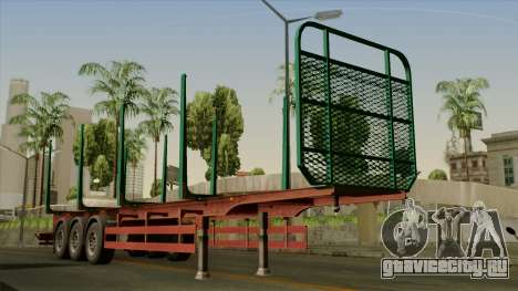 Trailer Cargos ETS2 New v1 для GTA San Andreas