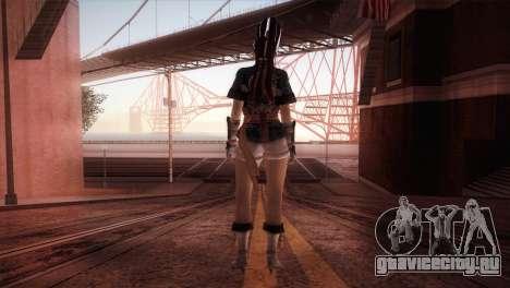 Momiji Kokoro DoA для GTA San Andreas третий скриншот