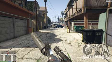 The Red House для GTA 5