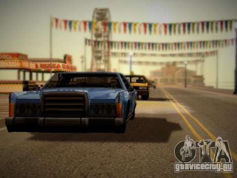 Iceh ENB для GTA San Andreas третий скриншот