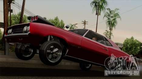 GTA 5 Declasse Vigero IVF для GTA San Andreas