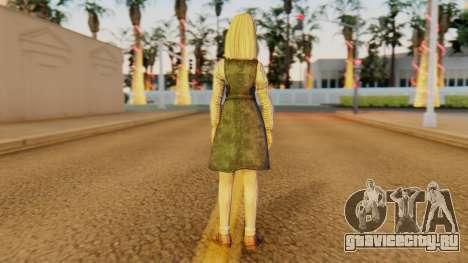 [SH2] Laura Child для GTA San Andreas третий скриншот