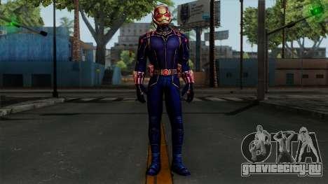 Ant-Man Black для GTA San Andreas второй скриншот