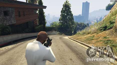 Battlefield 4 Famas для GTA 5 третий скриншот