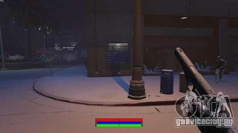 Long Winter 0.2 [ALPHA] для GTA 5 шестой скриншот