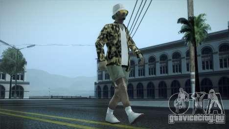 Beach Bum Hmyri для GTA San Andreas