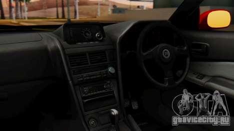 Nissan Skyline R34 Drift Monkey для GTA San Andreas вид справа