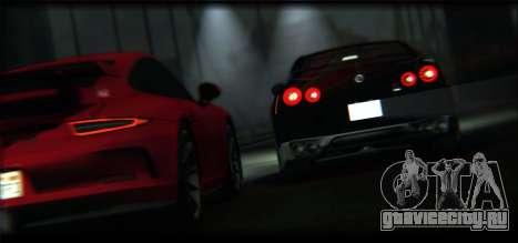 Jungles ENB v 2.5 для GTA San Andreas шестой скриншот