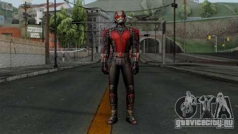Ant-Man для GTA San Andreas второй скриншот