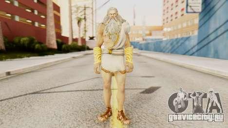 Zeus v2 God Of War 3 для GTA San Andreas второй скриншот