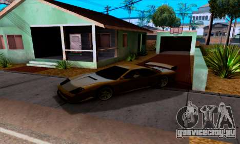Realistic ENB for Medium PC для GTA San Andreas