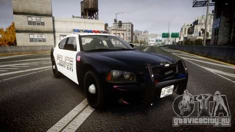Dodge Charger Police Liberty City [ELS] для GTA 4