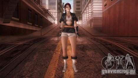 Momiji Kokoro DoA для GTA San Andreas второй скриншот