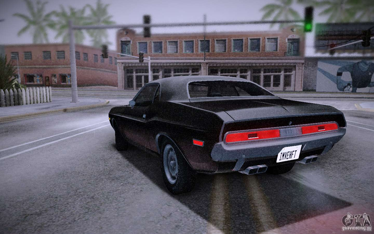 Graphics Mod for Medium PC v3 для GTA San Andreas