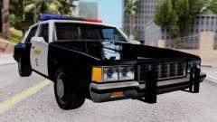 Chevrolet Caprice 1980 SA Style LVPD для GTA San Andreas