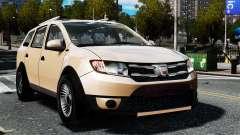 Dacia Logan MCV Stepway 2014