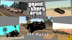 DLC Big Cop and All Previous DLC для GTA San Andreas