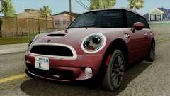 Mini Cooper Batik PaintJob для GTA San Andreas