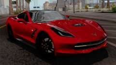Chevrolet Corvette C7 Stingray 1.0.1