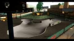 Больница и скейт-парк