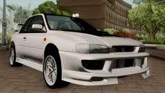 Subaru Impreza WRX STI седан для GTA San Andreas