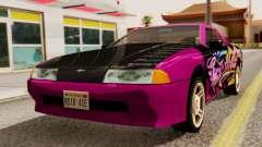Винил для Elegy - Graffiti для GTA San Andreas