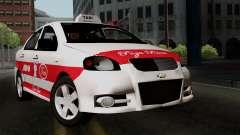 Chevrolet Aveo Taxi Poza Rica
