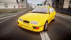 Ford Sierra RS500 Cosworth v2.0 для GTA 4