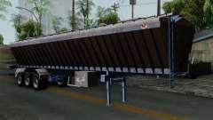 Trailer Silos для GTA San Andreas