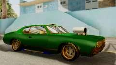 New Sabre Devil для GTA San Andreas