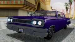 GTA 5 Declasse Voodoo IVF для GTA San Andreas