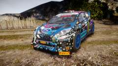 Ford Fiesta RS Ken Block 2015