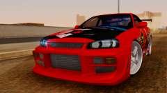 Nissan Skyline R34 Drift Monkey для GTA San Andreas