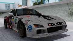 Mazda RX-7 Itasha для GTA San Andreas
