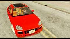 Lada Priora Porsche Customs для GTA San Andreas