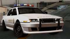GTA 5 Sheriff Car