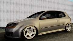 Volkswagen Golf Mk5 хэтчбек 3 дв для GTA San Andreas