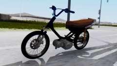 Honda Wave Stunt