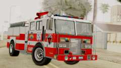 MTL SAFD Firetruck