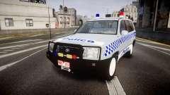 Toyota Land Cruiser 100 2005 Police [ELS]