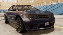 GTA 5 Cheval Fugitive IVF для GTA San Andreas